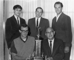 USU College Bowl team, 1968