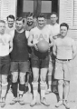Basketball team, 1917
