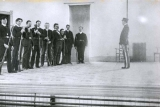 Faculty drill, 1902