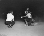 Intramural women's softball, 1950s