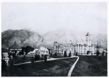 View of campus, 1902.