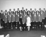Institute choir, 1960s