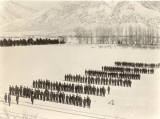 ROTC Battalion formations, 1918