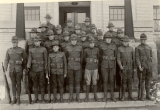ROTC non-commissioned officers, 1920