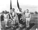 ROTC Color Guard, 1943