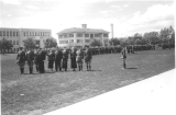 ROTC on Inspection Day, 1936