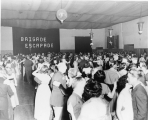 Brigade Escapade military dance, 1950s