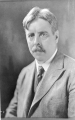 E. L. Thorndike, visiting faculty at the National Summer School, 1924