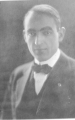 R.C. McClain, visiting faculty at the National Summer School, 1924