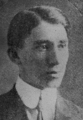 J. Howard Maughan, student body president, 1915
