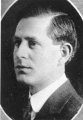 A. C. Carrington, student body president, 1916