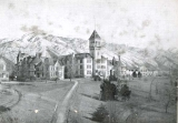 Old Main building, circa 1910