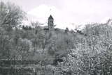 Old Main building, 1950s