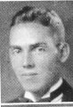 Elmo Morgan, student body president, 1934