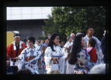 Obon Ceremony at Buddhist Temple, Salt Lake City, Utah, 1994 (9 of 27)