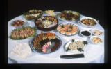 Japanese food, Utah, 1980: Japanese culinary feast