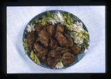 Japanese food, Utah, 1980: Teriyaki chicken