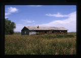 Heart Mountain Relocation houses, Wyoming, 1997 (1 of 3)