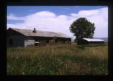 Heart Mountain Relocation houses, Wyoming, 1997, large house (duplicate)