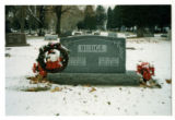 Budge headstone, Logan, Utah, 1999 (173 of 198)