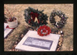 Martina Fraga headstone and grave decorations, Ogden, Utah, 2000 (12 of 41)