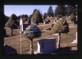 Benjamin and Helen Gardner headstone, Salt Lake City, Utah, 2000