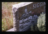 Grave marker near the South Fork of the Shoshone River close to Cody, Wyoming, 1997 (16 of 16)