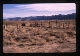 View of Woodside Cemetery, Woodside, Utah, 1989 (5 of 14)