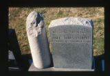 """Toma"" James T. Sippel headstone, Salt Lake City, Utah, 2000 (2 of 2)"