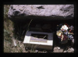 Grave marker near the South Fork of the Shoshone River close to Cody, Wyoming, 1997 (12 of 16)