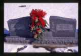 Ruth and Joseph Campbell headstone, Providence, Utah, 2000 (2 of 14)