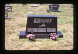 Karna headstone, Astoria, Oregon, 1982 (9 of 11)