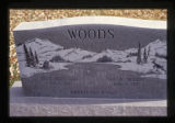 Woods headstone, Ephraim, Utah, 1999 (3 of 128)