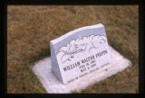 Willam Walter Phipps headstone, Ephraim, Utah, 1999 (35 of 128)
