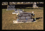 Saxton headstone, Logan, Utah, 1999 (86 of 198)