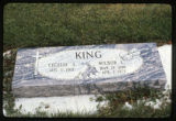 Grave marker, Laurel, Montana, 1979 (1 of 4)