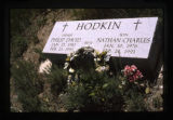 Grave marker near the South Fork of the Shoshone River close to Cody, Wyoming, 1997 (11 of 16)
