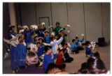 Yup'ik dance in Bethel, Alaska, 1995 (1 of 14)