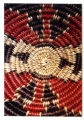 Navajo basket with ceremonial colors (4 of 4)