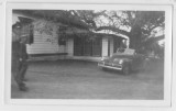 Jack London house with car outside