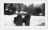 William Barron and Kay Waite at Yosemite National Park