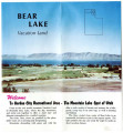 Bear Lake Vacation Land brochure, 1964