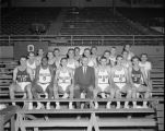 USU Sports Team Photographs Featuring African-American Players