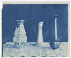 Three vases/pictures. Duplicate of 1:11:05, ACU, 1896-1916