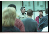 Cache County Sheriff, Brian Locke, talks to parents of trespassing youth -Image 2 of 23
