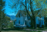 Home located at 32 South 600 West, owned by the Baugh, Farnes, and Nelson families, Logan, Utah