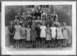 Blanch Read Class, veteran of Newton Grade School, 1938-1939