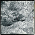 Aerial photographs covering area from SR-101/Blacksmith Fork Canyon Rd, Wasatch-Cache National...