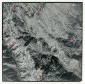 Aerial photographs covering an area from the Wasatch- Cache National Forest just south of Tony...