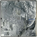 Aerial photographs covering an area of Cutler Dam over SR-30, Madsen and Honeyville, 1959